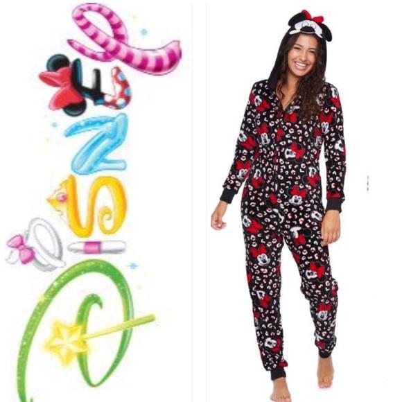 Disney Intimates & Sleepwear   Minnie Mouse Onesie   Poshmark